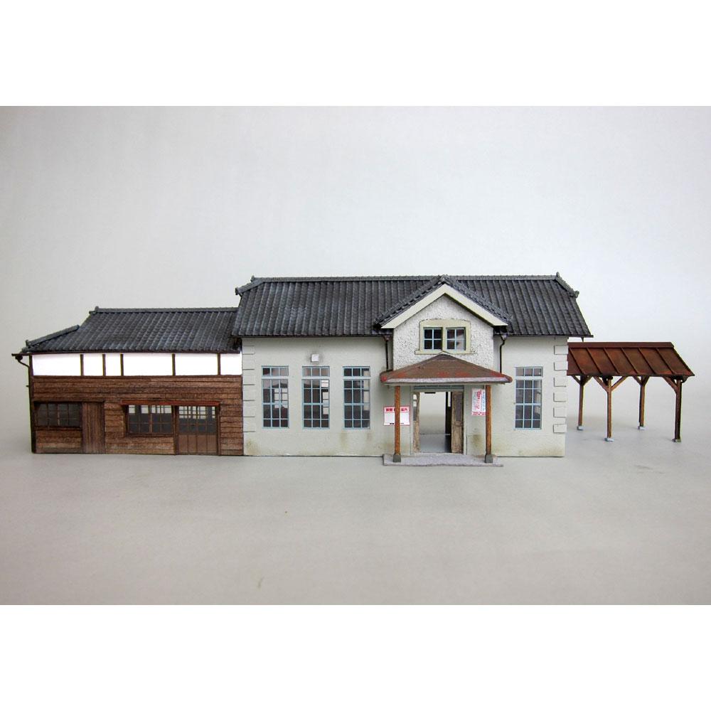 蒲原鉄道東加茂駅タイプ