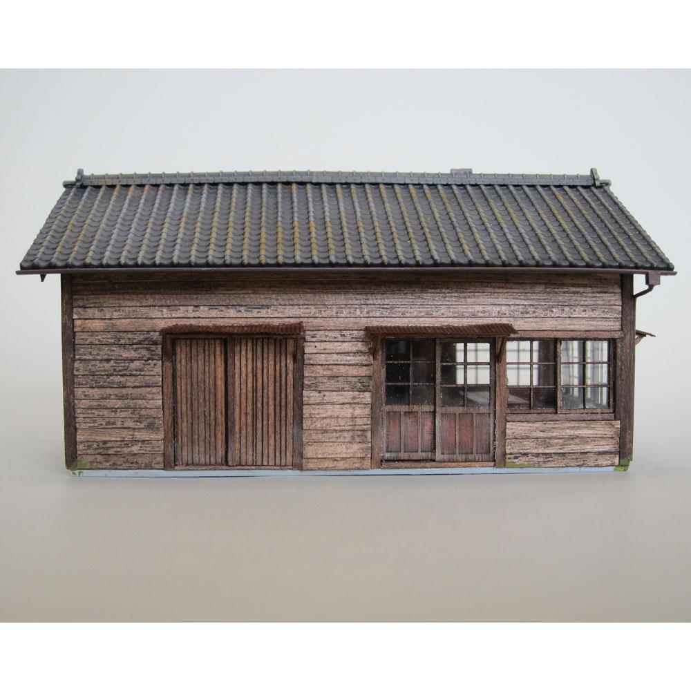 詰所 新津駅タイプ 2